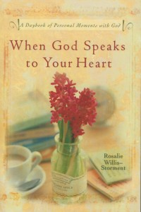 When God Speaks to Your Heart Cover